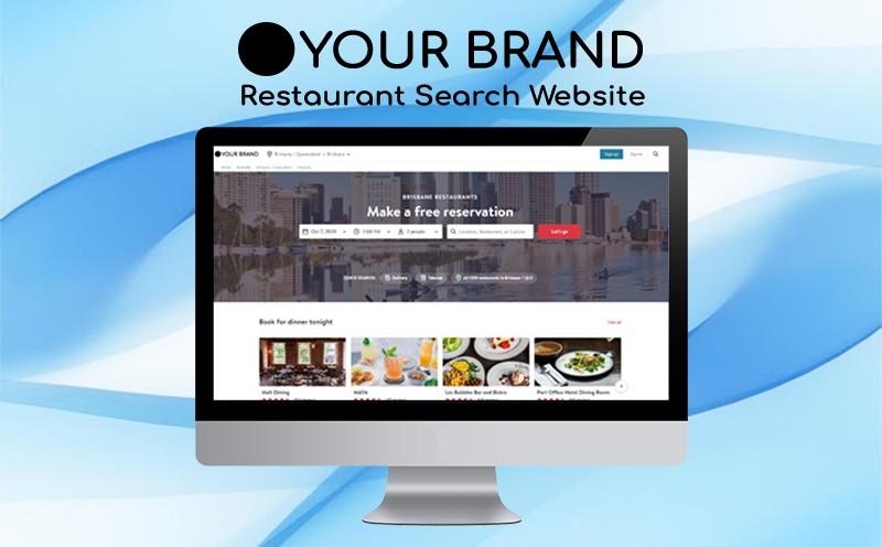 Restaurant Search Website