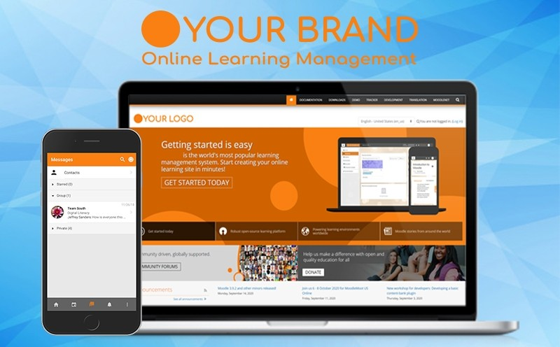 Online Learning Management