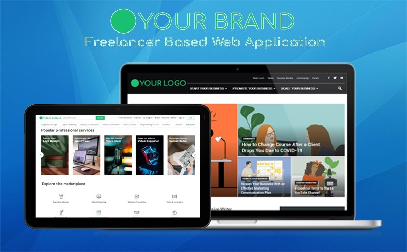 Freelancer Based Web Application