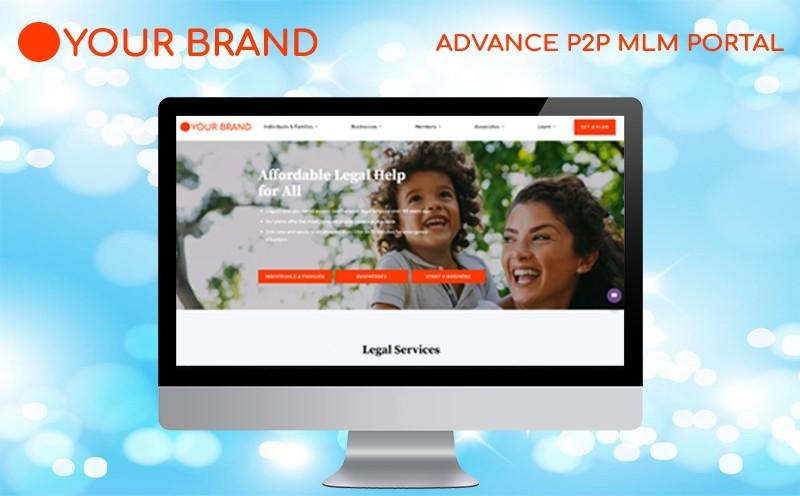 Advance P2P MLM Portal