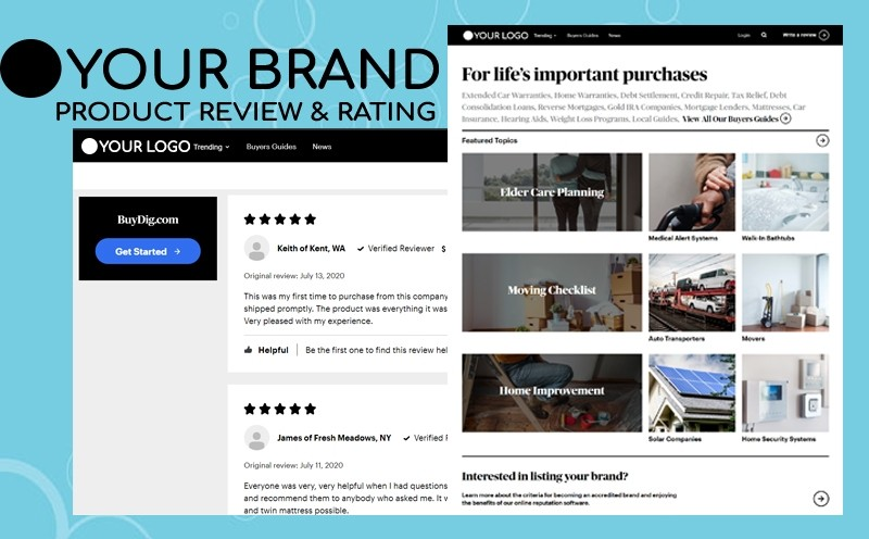 Product Review & Rating