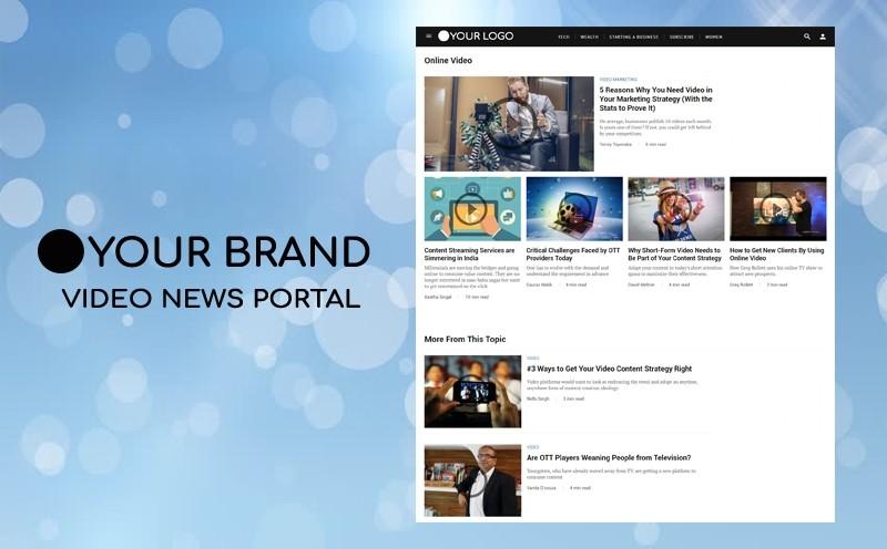 Video News Portal