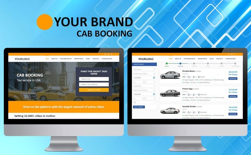 Cab Booking