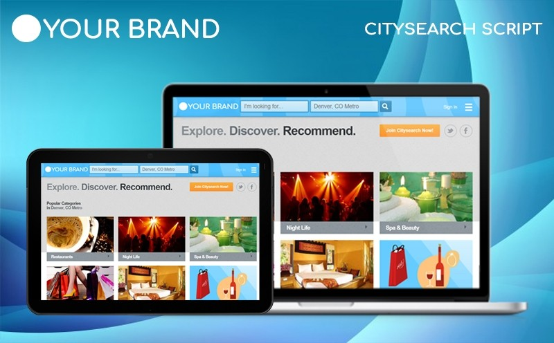 Citysearch Script