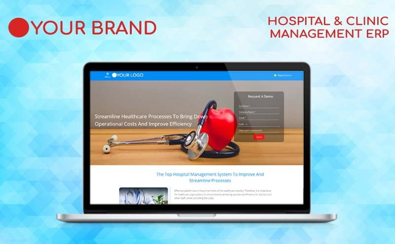 Hospital & Clinic Management ERP