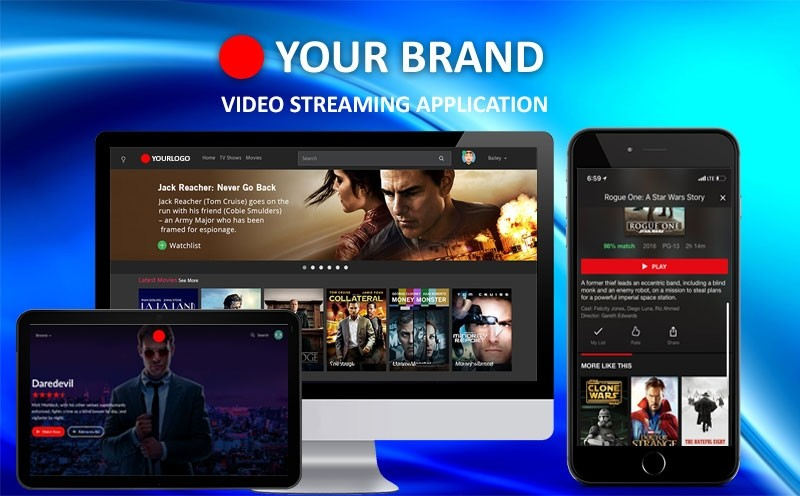 Video Streaming Application