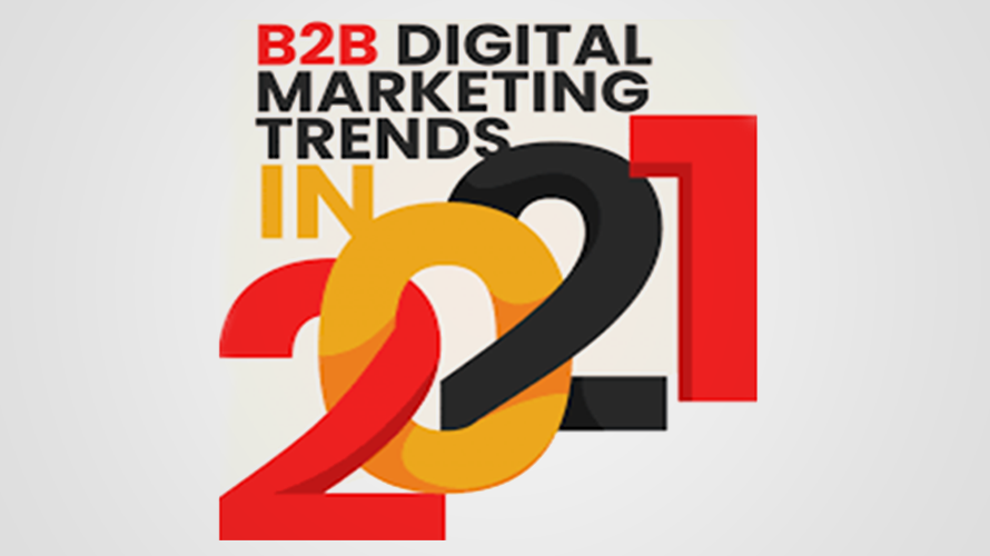 Top B2B Marketing Trends to follow in 2021